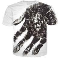 The Lion Of Man T-Shirt