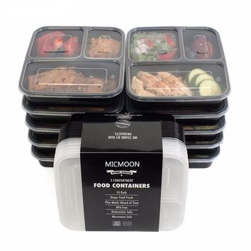 The Stack-able Food Containers