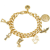 The Cleo Charm Bracelet