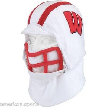 Wisconsin Badgers Football Helmet Hat by Excalibur New in Package NWT size small