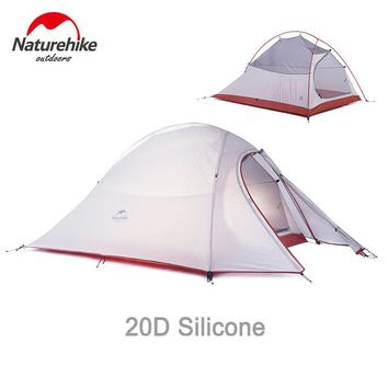 NatureHike 2 Person Double-Layer Tent