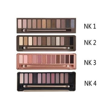 Hot Sale On Sale Stylish Beauty Professional Hot Deal Make-up Eye Shadow Matt Make-up Palette [11552218380]
