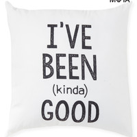 Aeropostale  Kinda Good Throw Pillow