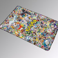 All Pokemon Character Custom Blacket Kids Woman Bedding Gift Birthdays Quilt