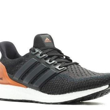ESBON Ready Stock Adidas Olympic Medal Ultra Boost Core Black Bronze Shoes Sport Running Shoes