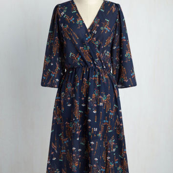Kyoto Photo-Op Dress | Mod Retro Vintage Dresses | ModCloth.com