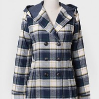 New Dawn Plaid Jacket