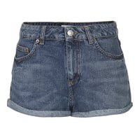 Petite Vintage High Waisted Hotpants - New In This Week - New In - Topshop USA