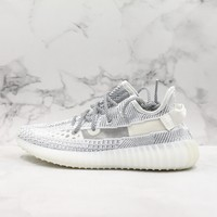 "adidas Yeezy Boost 350 V2 ""Static Reflective"" Running Shoes - Best Deal Online"