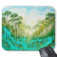 Serenity Mousepad From Original Painting