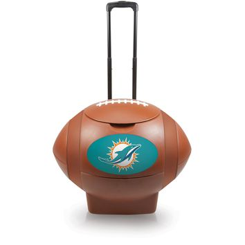 Miami Dolphins - Football Cooler