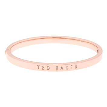 Ted Baker London Metallic Hinge Bangle Bracelet | Nordstrom
