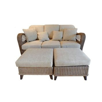 Pre-owned Casablanca Sofa & Ottomans Point Furniture Spain