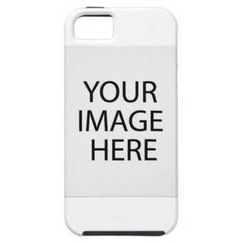 Personalized Case-Mate Tough Apple iPhone 5 Case