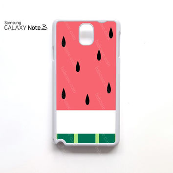 watermelon samsung galaxy note 1 N7000, Note 2 N7100, Note 3 N9000 case