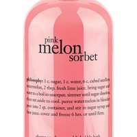philosophy 'pink melon sorbet' shampoo, shower gel & bubble bath (Limited Edition)