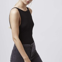 Strappy Backless Body - Topshop