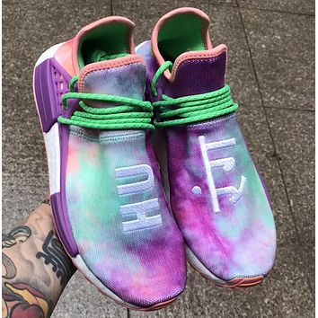 adidas NMD Hu Trail  Male and female fashion sneakers