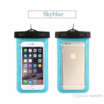 Waterproof Case Cover For Universal Cell Phone