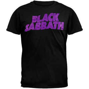 Black Sabbath - Logo T-Shirt