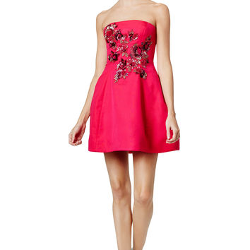 Marchesa Notte Gillian Dress