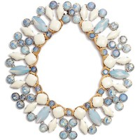 Tory Burch Moonstone Collar Necklace | Nordstrom