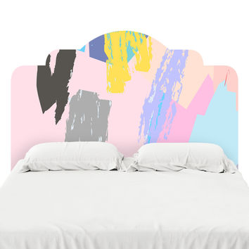 Heart Of Vandalism Headboard Decal