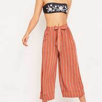 Wide-Leg Beach Trousers - Urban Outfitters