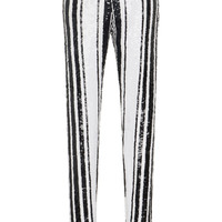 Beaded Leggings | Moda Operandi