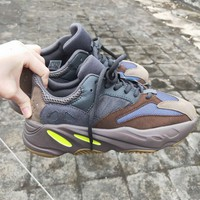 Adidas Yeezy 700 Tide brand classic men and women wild retro running shoes 2#