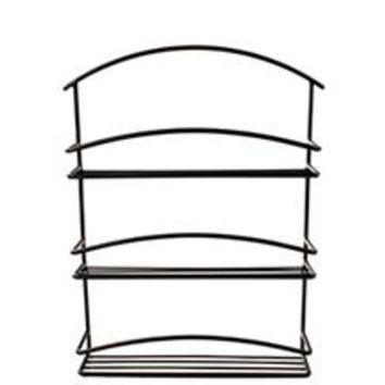 Spectrum Euro Wall Mount 3-Tier Spice Rack