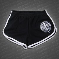 Hopes Up High Black Booty Shorts : MerchNOW