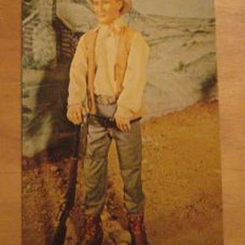 Vintage Al Jennings Historical West Wax Museum Colorado Springs CO Postcard