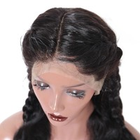 13x6 Deep Part Body Wave Lace Front Wig