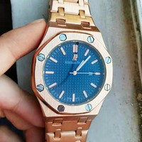 Audemars Piguet New Fashion Women Men Business Casual Personality Quartz Watches Wrist Watch