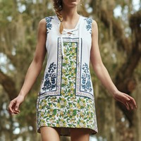Tybee Floral Shift Dress