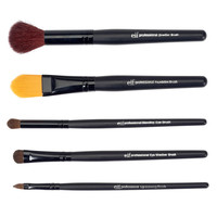 e.l.f. Sugarkiss 5-Piece Brush Set