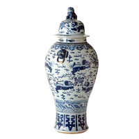 Chinese Dragon Vase | Eichholtz Peninsula