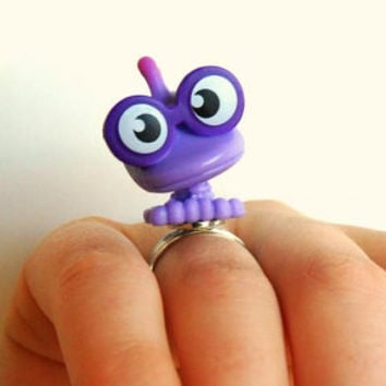 Monsters University Rings - Randall Boggs