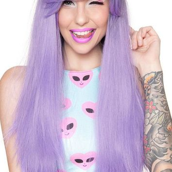 Bella Dark Root [Lavender Mix] | WIG