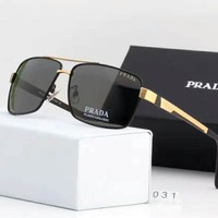 PRADA Personality Fashion Popular Sun Shades Eyeglasses Glasses Sunglasses H-A-SDYJ One-nice™