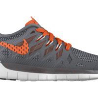 Nike Free 5.0 iD Custom Kids' Running Shoes 3.5y-6y
