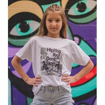 Hip Hop & You Don't Stop - Unisex Tee