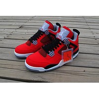 "Air Jordan 4 Retro ""Red Bulls"""