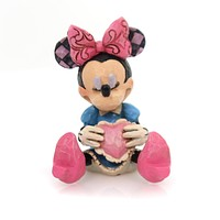 Jim Shore Minnie Mini Figurine