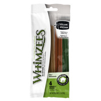 WHIMZEES Gluten Free Natural Vegetarian Dental Care Small Dog Treat