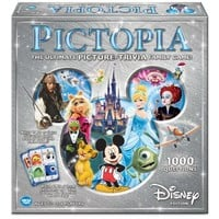 Pictopia-Family Trivia Game: Disney Edition