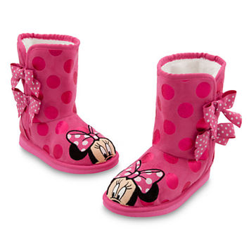 Disney Minnie Mouse Boots for Girls | Disney Store