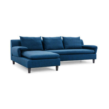 Capri Sectional in Blue