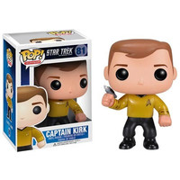 STAR TREK CAPTAIN KIRK POP! VINYL FIGURE